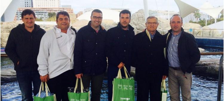 Campoés asistió a la presentación de la Cátedra Phylgreen en la Ciudad de las Artes y las Ciencias de Valencia