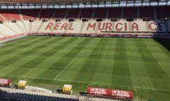 Real Murcia y Campoés pisando fuerte